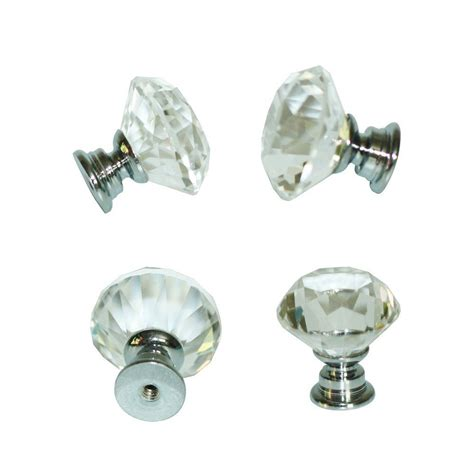 Glass Drawer Pulls And Knobs by Spriak Cabinet Dresser Drawer Glass Hardware
