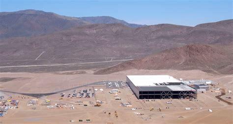Tesla Factory Inside Tesla S Mysterious Desert Battery Factory Kqed