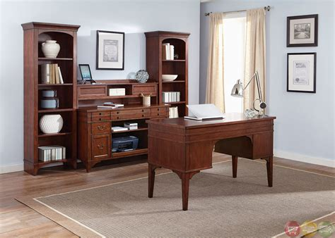 desk sets for home office keystone traditional executive home office furniture desk set
