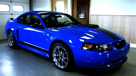 2003 mustang gt parts fastest ford mustangs part 3 2003 mustang mach 1