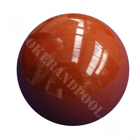 single brown snooker ball snookerandpool co uk