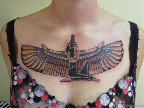 chest tattoo hashtags egyptiantattoo on feedyeti com