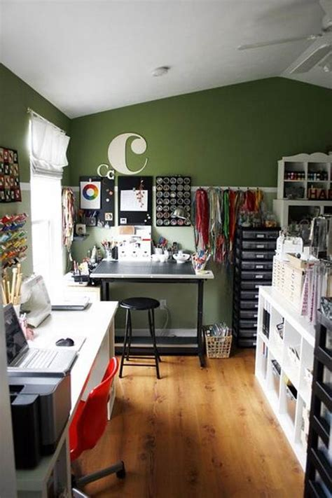 amazing craft rooms 50 amazing and practical craft room design ideas and