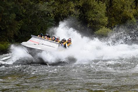 jet boat new zealand price best jet boat rides in new zealand s north island south