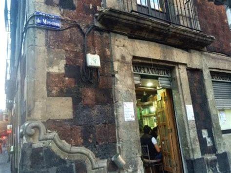 city cantina cantina la vaquita mexico city centro historico restaurant reviews phone number