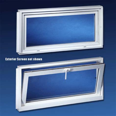 aristoclass hopper vinyl basement window kuiken brothers