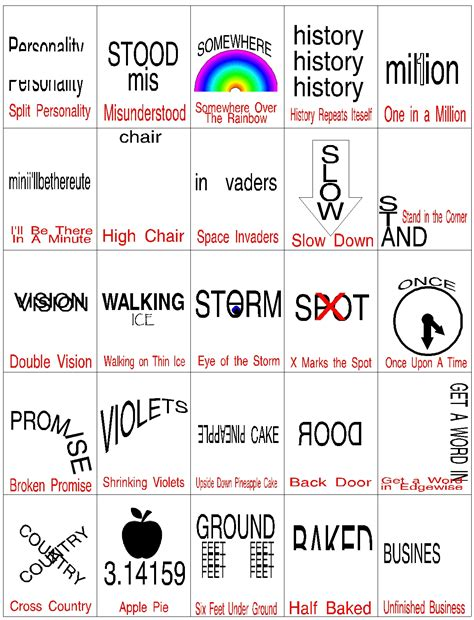 printable games for your brain another hidden meaning brain teaser game printable brain