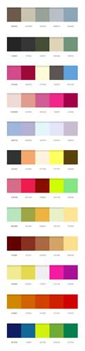 what is a color palette 12 beautiful color palettes psd graphicsfuel