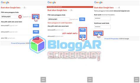 buat gmail di handphone baca ya 4 tahap praktis dan cepat buat akun google di