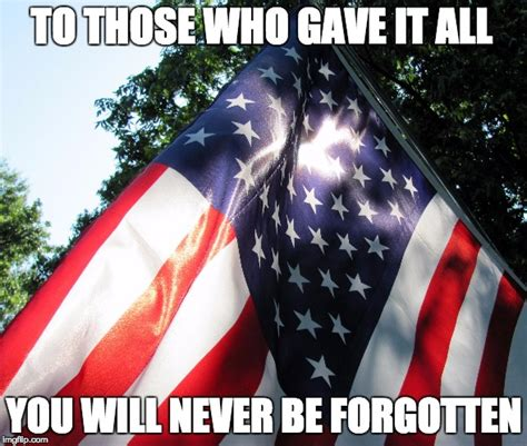 American Flag Meme - american flag backlit imgflip