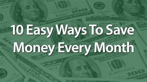 10 Easy Ways To Raise Money For Your School by 10 Easy Ways To Save Money Every Month