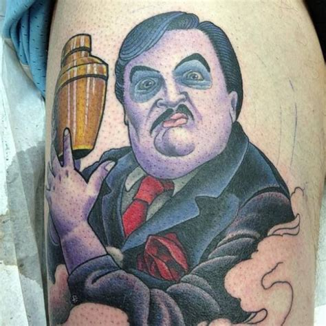 wrestling tattoos paul bearer