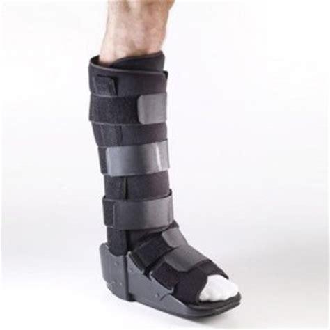 boot for sprained ankle corflex orthopedic walker leg