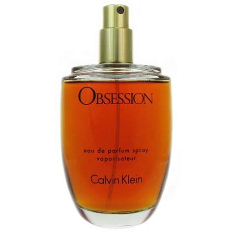 Parfum Calvin Klein Asli obsession by calvin klein perfume 3 4 oz new tester