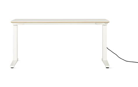 sit to stand desk renew sit to stand table rectangular herman miller