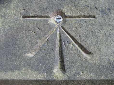 bench mark survey 1gl bolt carlisle st cuthbert with st mary s parish