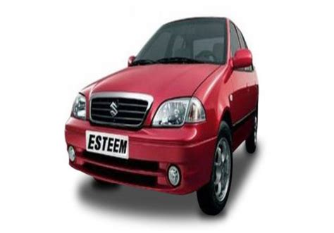 Maruti Suzuki Top Model Price Maruti Esteem Price In India Review Pics Specs