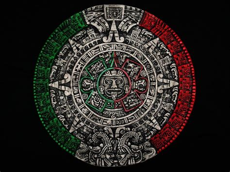 how to make an aztec calendar aztec calendar sculpture sol calendario azteca mexico