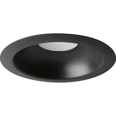 what is integrated led lighting progress lighting 6 in black integrated led recessed trim