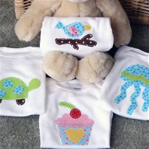 Handmade Baby Shower Gift Ideas - handmade onesies baby shower gift ideas tip junkie