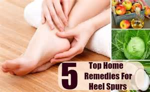home remedies for heel spurs top 5 home remedies for heel spurs treatments