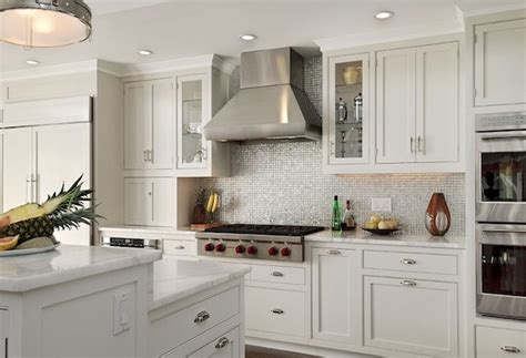 Kitchen Island For Small Kitchens - choosing a kitchen backsplash to fit your design style
