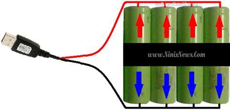 cara membuat power bank untuk laptop cara mudah membuat power bank sendiri dari baterai laptop