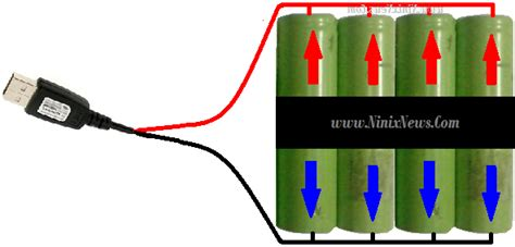 cara membuat power bank untuk hp samsung cara mudah membuat power bank sendiri dari baterai laptop