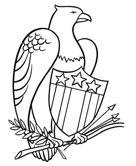 july 4th coloring pages printable free fourth of july pictures free coloring home