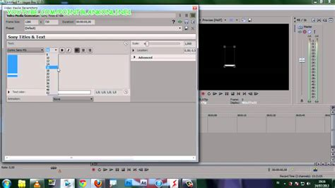 vegas pro tutorial effects sony vegas pro tutorials how to make typing text effects