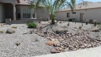 Rock Backyard Landscaping Ideas Front Yard Landscaping Ideas With River Rocks Best Garden Reference