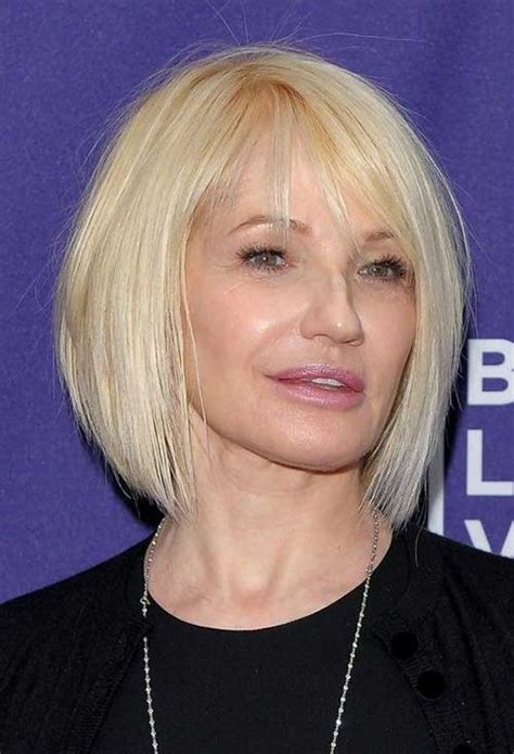 bob hairstyles for women over 50 with bangs 20 latest bob hairstyles for women over 50 bob