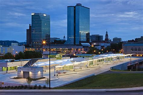design center knoxville knoxville transit center design honored again