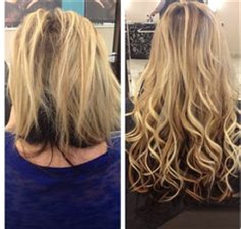 thin hair extensions before and after 1000 images about before after hair extensions on