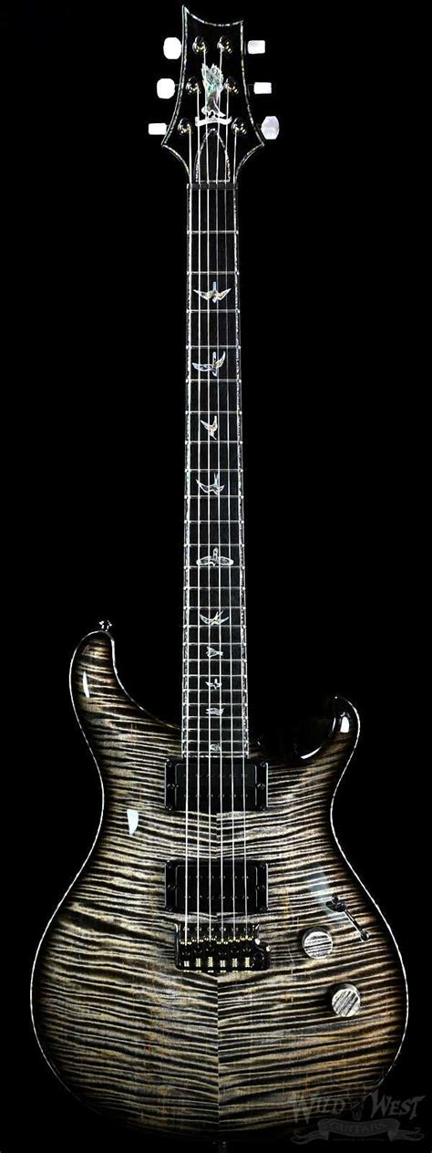 paul reed smith custom 24 stock 5125 charcoal with