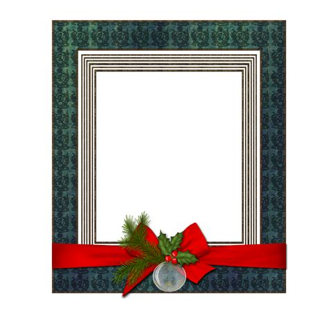 christmas frame by creativescrapmom on deviantart