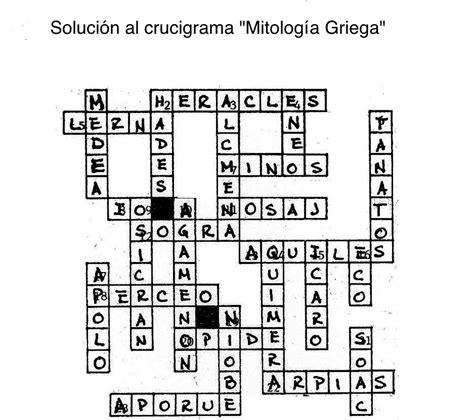preguntas a un maestro de matematicas el maestro crucigrama mitolog 237 a griega