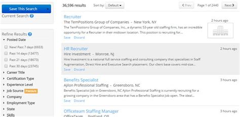 Ihire Search Search Tool Career Platform Ihire
