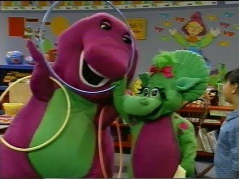 barney & friends: red, blue and circles too! (season 2