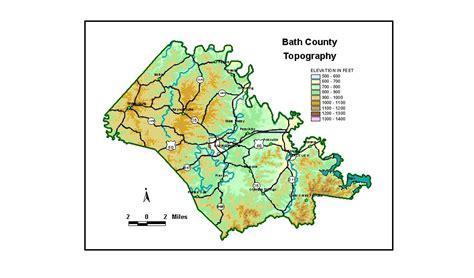 Bathtubs Kentucky Groundwater Resources Of Bath County Kentucky