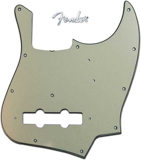 jazz bass pickguard template fender 62 reissue jazz bass guitar pickguard mint green 3 ply