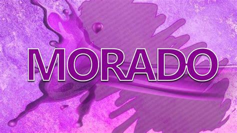 what color is morado significado color morado significado color