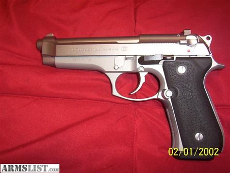 Beretta Pistol Rug by Armslist For Sale Trade Beretta Inox Stainless 96fs