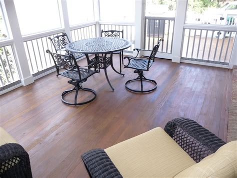 Screen Porch Flooring atlanta screen porch screened porch flooring