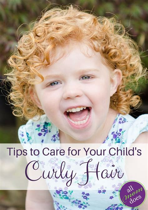 hair care 101 for curly haired tots alpha mom tips to care for your child s curly hair curly child