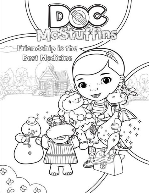 doc mcstuffins giant coloring pages 98 best images about doc mcstuffins on pinterest free