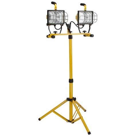 work light bayco 1000w halogen work light walmart com