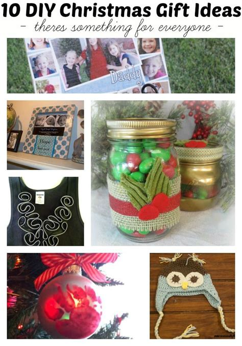 10 diy christmas gift ideas