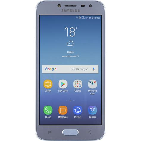 test samsung galaxy j2 2018 smartphone ufc que choisir
