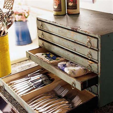 Project Kotak Penyimpanan Steel Frame Organizer Storage Box 66 L 27 ingenious diy cutlery storage solution projects that will declutter your kitchen